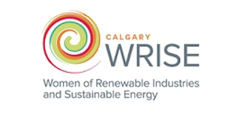 WRISE Calgary tickets