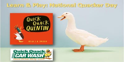 Learn & Play: National Quacker Day