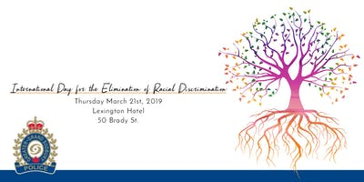 International Day for the Elimination of Racial Discrimination Luncheon