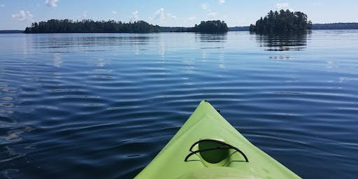 Wilderness and Wonder: A Canoe-Camping Retreat