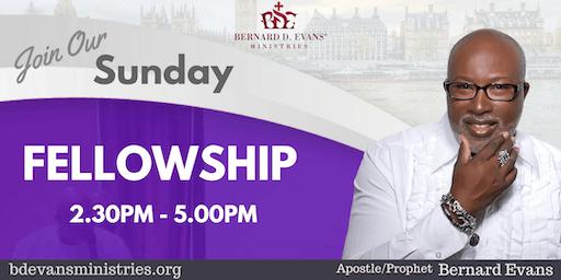 【Croydon, London】Christian Fellowship