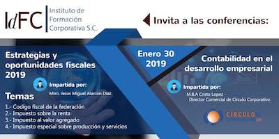 ESTRATEGIAS Y OPORTUNIDADES 2019