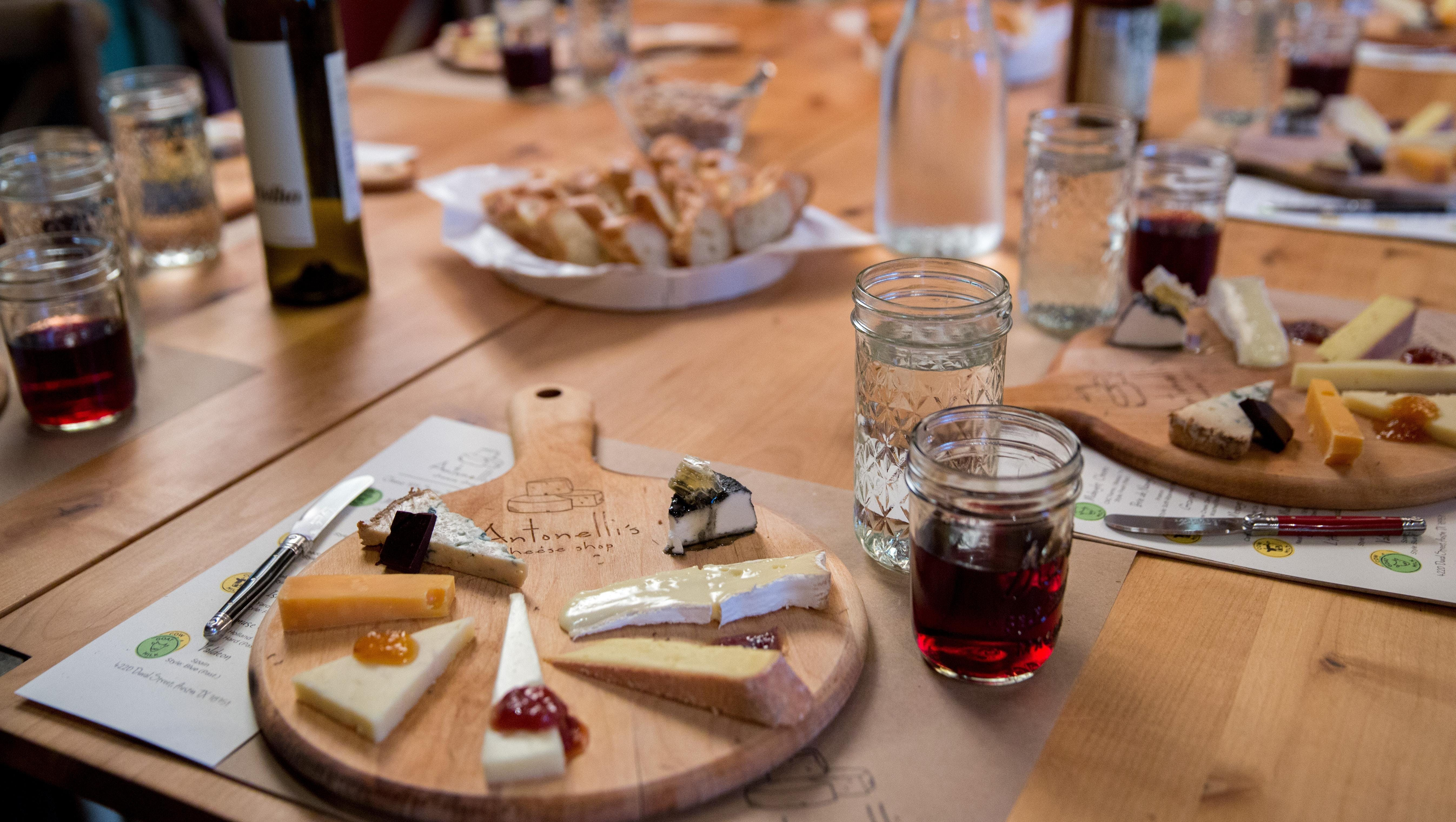 National Cheese Lover's Day Celebration: Tast