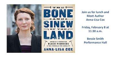 Meet Author Anna-Lisa Cox - Luncheon