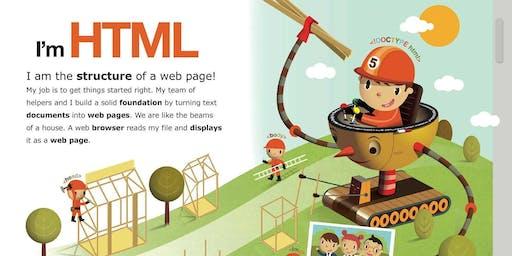 Web Design Summer Camp