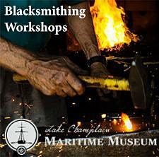 LCMM Blacksmithing Workshops logo