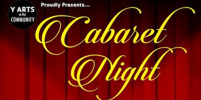 Cabaret Night:  Featuring Jared Bradshaw