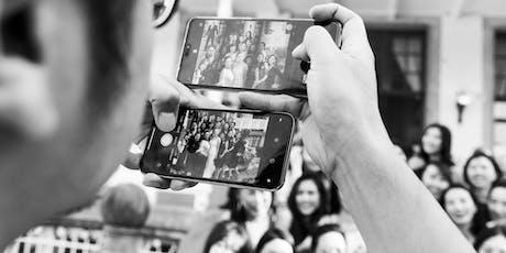 Workshop: met je gezin rondkomen van fotografie tickets