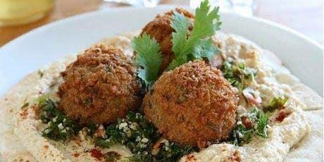 Parkinson's Cooking Class: Healthy Lebanese Cuisine tickets