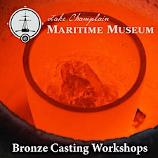 LCMM Bronze Casting Workshops logo