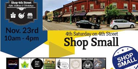 Shop Small Saturday tickets