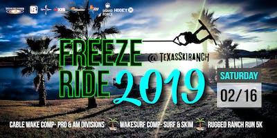 FREEZE RIDE 2019