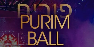 The Purim Ball 2019