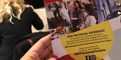 Women's Foodservice Forum (WFF) Exchange Networking Breakfast – Feb 7/19.