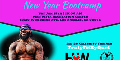 """@HealthIsWealth_Lifestyle's """"Issa Fitcamp: New Year, New You"""" Bootcamp"""