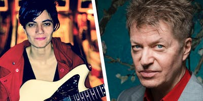 Stone Series: Ava Mendoza solos and duos with Nels Cline