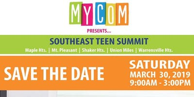 MyCom Presents.... Southeast Teen Summit