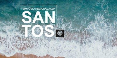 17º Simpósio Regional em Santos