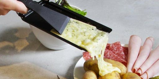 Raclette Cheese Dinner