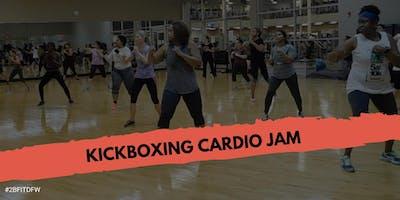 FREE Kickboxing Cardio Jam!
