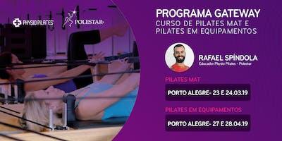 Programa Gateway - Physio Pilates Polestar - Porto Alegre