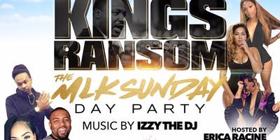 Kings Ransom @ Culture Lounge the MLK Sunday Day Party