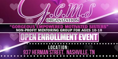 GEMS OPEN ENROLLMENT