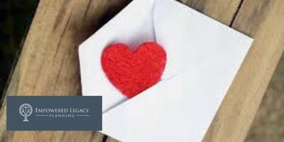 FREE - ELP Legacy Night - Love & Legacy Letters