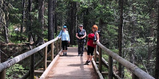 Beginner Guided Hike-Ladies Day in the Mountains June 23