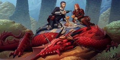 Dungeons & Dragons Night w/Miskatonic Brewing