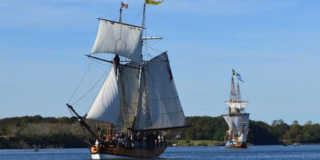Schooner SULTANA Public Sails-All Day Sail tickets