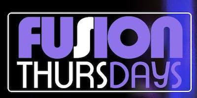 Fusion Thursdays @ Fusion Lounge