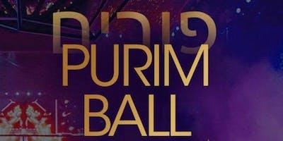 The Purim Ball 2019