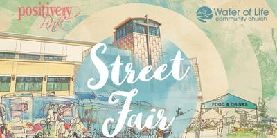 WOL Street Fair hosted by Positively Pink