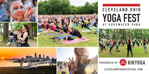 Cleveland Ohio Yoga Festival Presented by Hikyoga