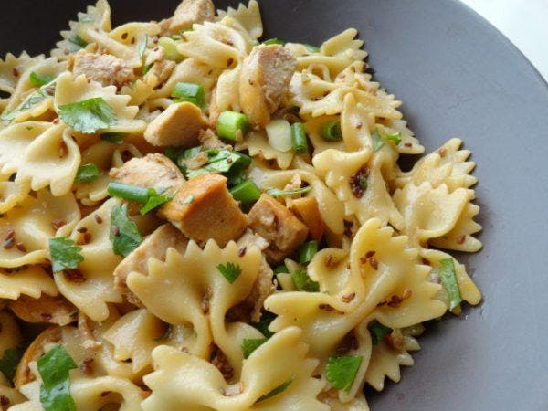 Taste of Asia: Sesame Chicken Pasta Salad