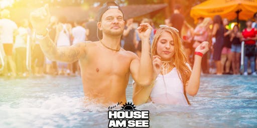 HOUSE AM SEE - OpenAir am Pool - Durmersheim