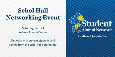 Schol Hall Networking Event