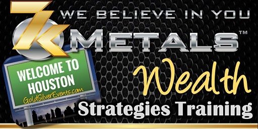 WEALTH STRATEGIES for ALL in PEARLAND, TEXAS (GUESTS FREE)