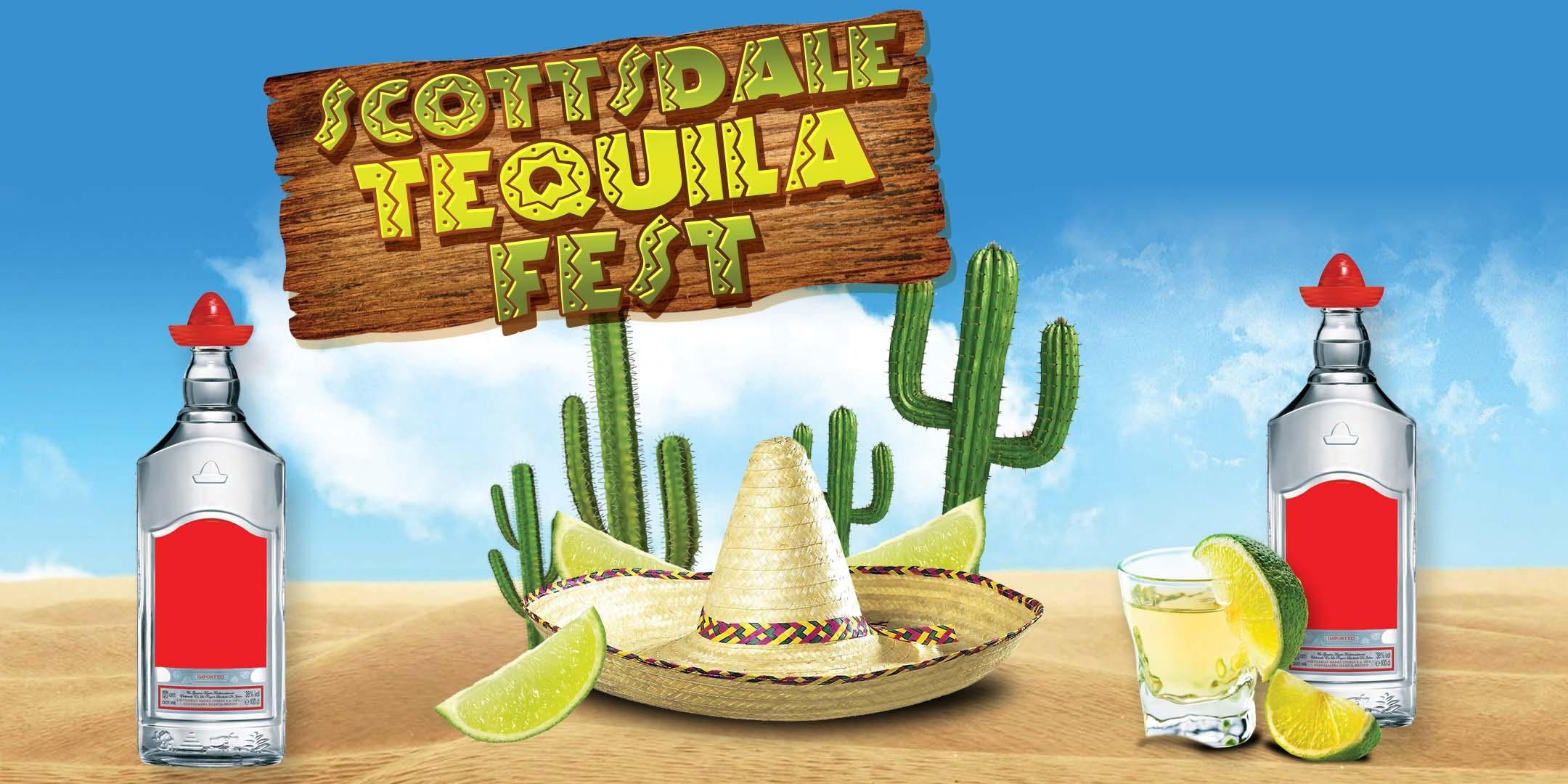 2019 Scottsdale Tequila Fest - Tequila Tasting in Old Town!