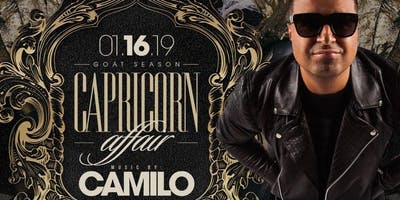 Capricorn Affair DJ Camilo Live At Playroom Lounge NYC