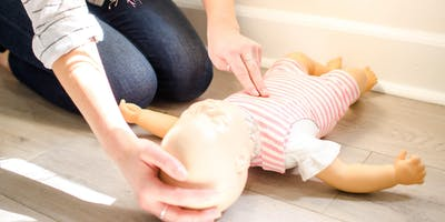 Westside Nannies Pediatric CPR + First Aid Class (6/15)