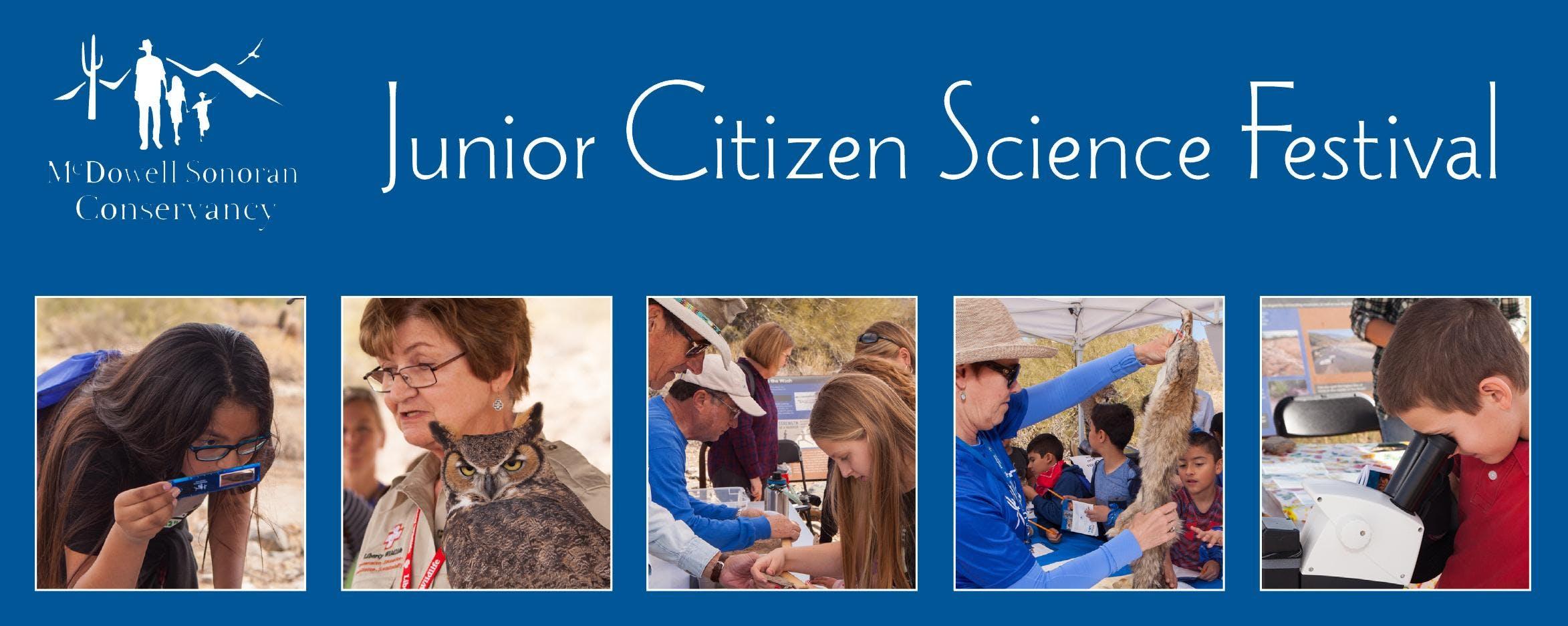 2019 Junior Citizen Science Festival