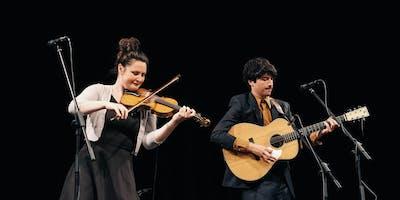 Qristina & Quinn Bachand | House Concert