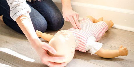 Westside Nannies Pediatric CPR + First Aid Class (12/14) tickets