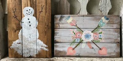 Paints & Pallets with Always BeArtiful
