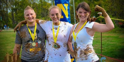 Your First Mud Run at Garret Mountain (North Jersey)