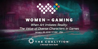 When Art Imitates Reality: The Value of Diverse Characters in Games