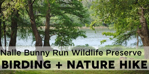 Monthly Birding & Nature Hike
