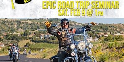 Epic Road Trip Seminar